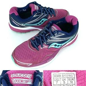 Saucony Ride 9 - Running Training Shoes